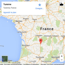 Aller sur GoogleMap