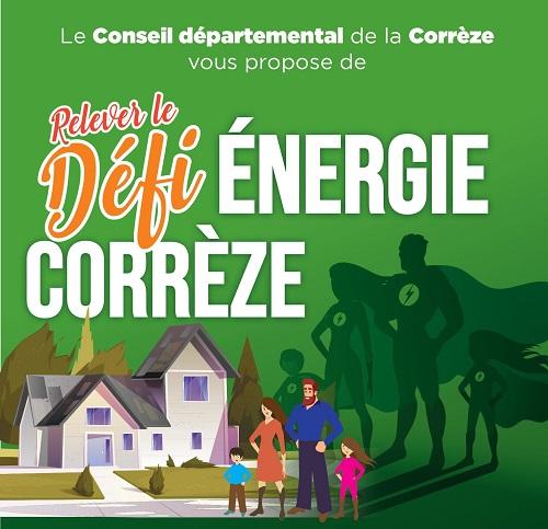 DÉFI ENERGIE CORRÈZE