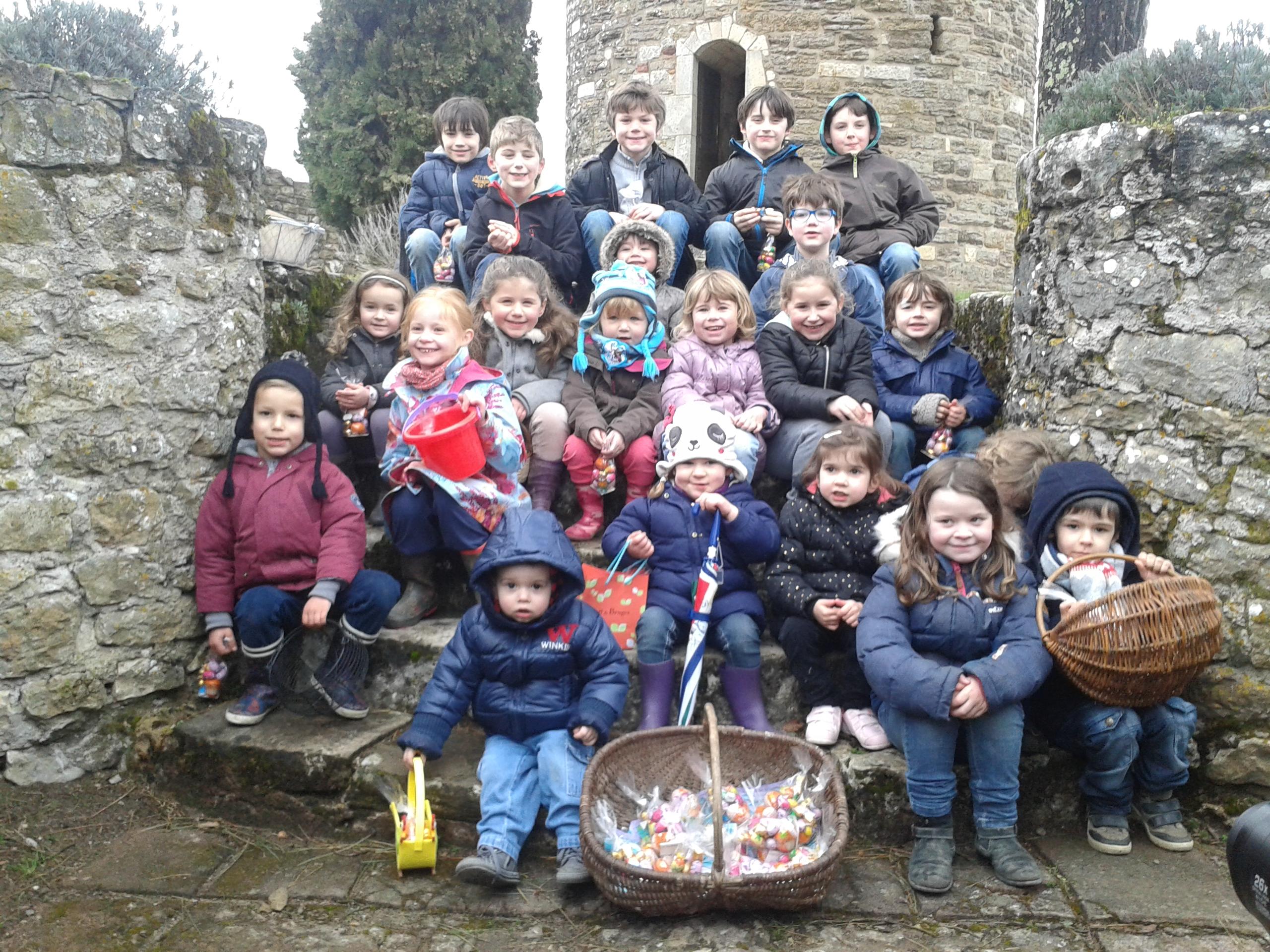 Pâques au Château de Turenne 2016